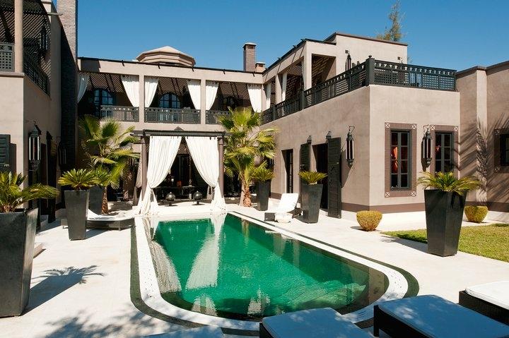 La Villa Nomade Marrakech Maroc